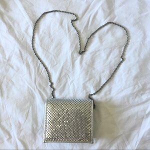 Silver Chainmail Mini Purse